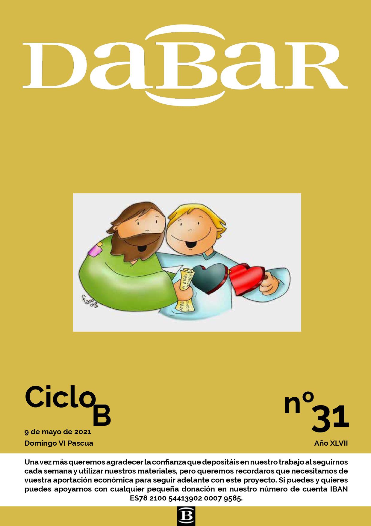 Dabar Revista número 31 ciclo B