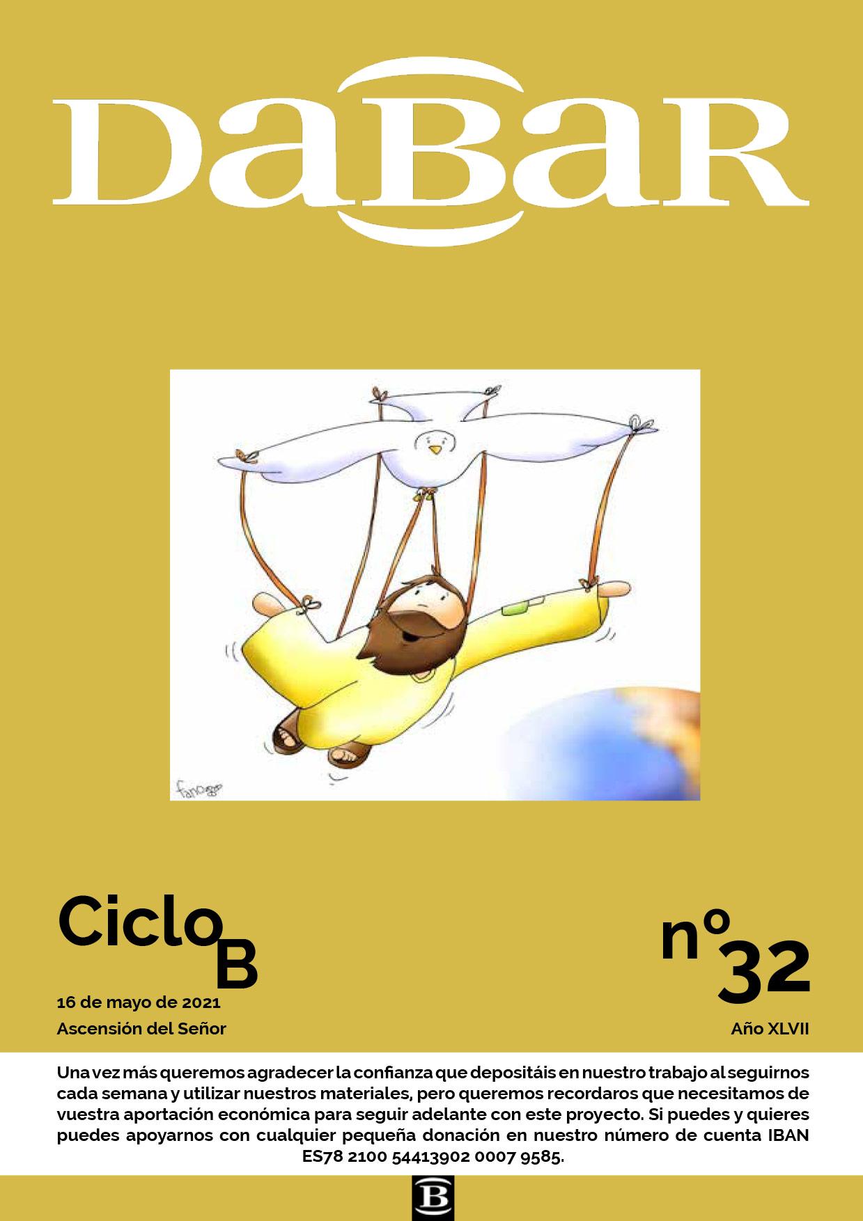 Dabar Revista número 32 ciclo B