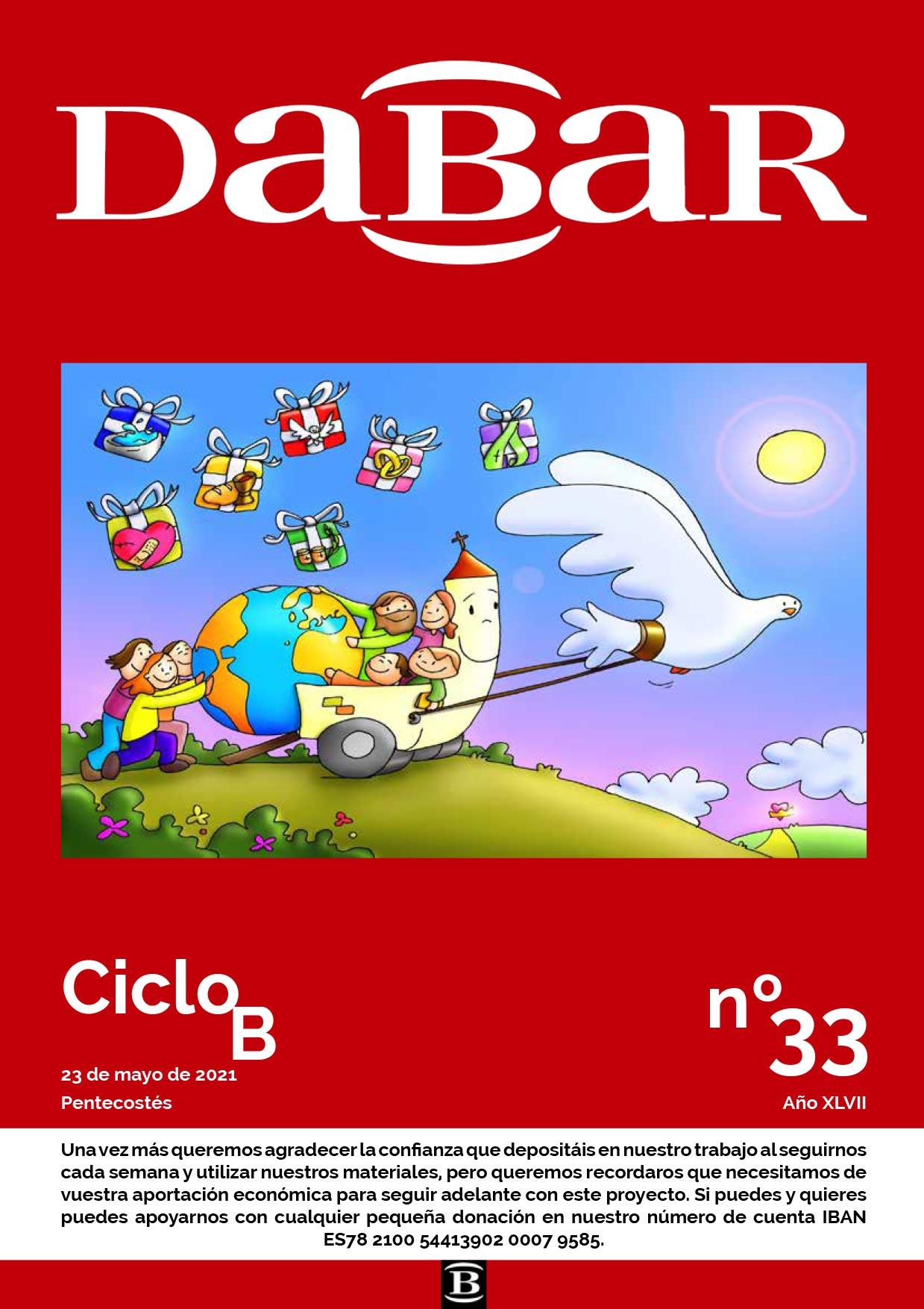 Dabar Revista número 33 ciclo B