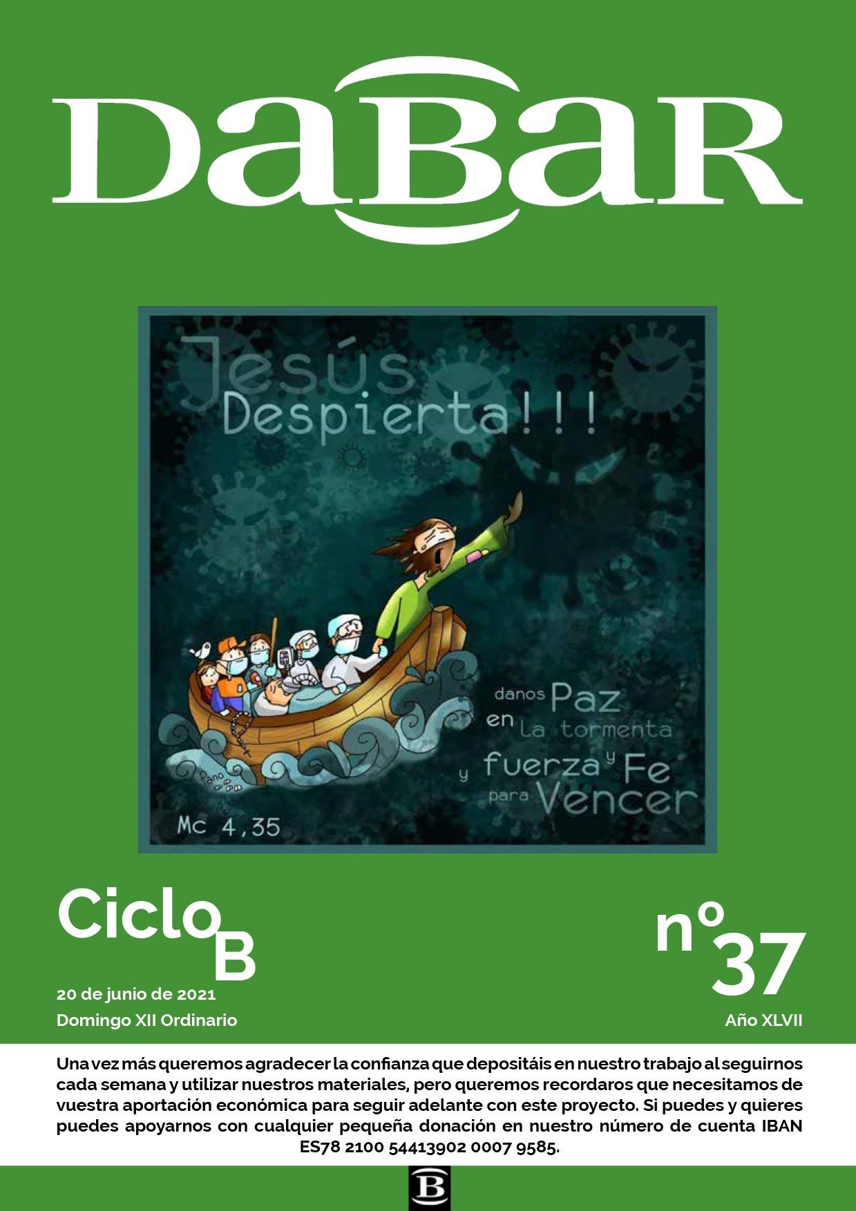 Dabar Revista numero 37 ciclo B