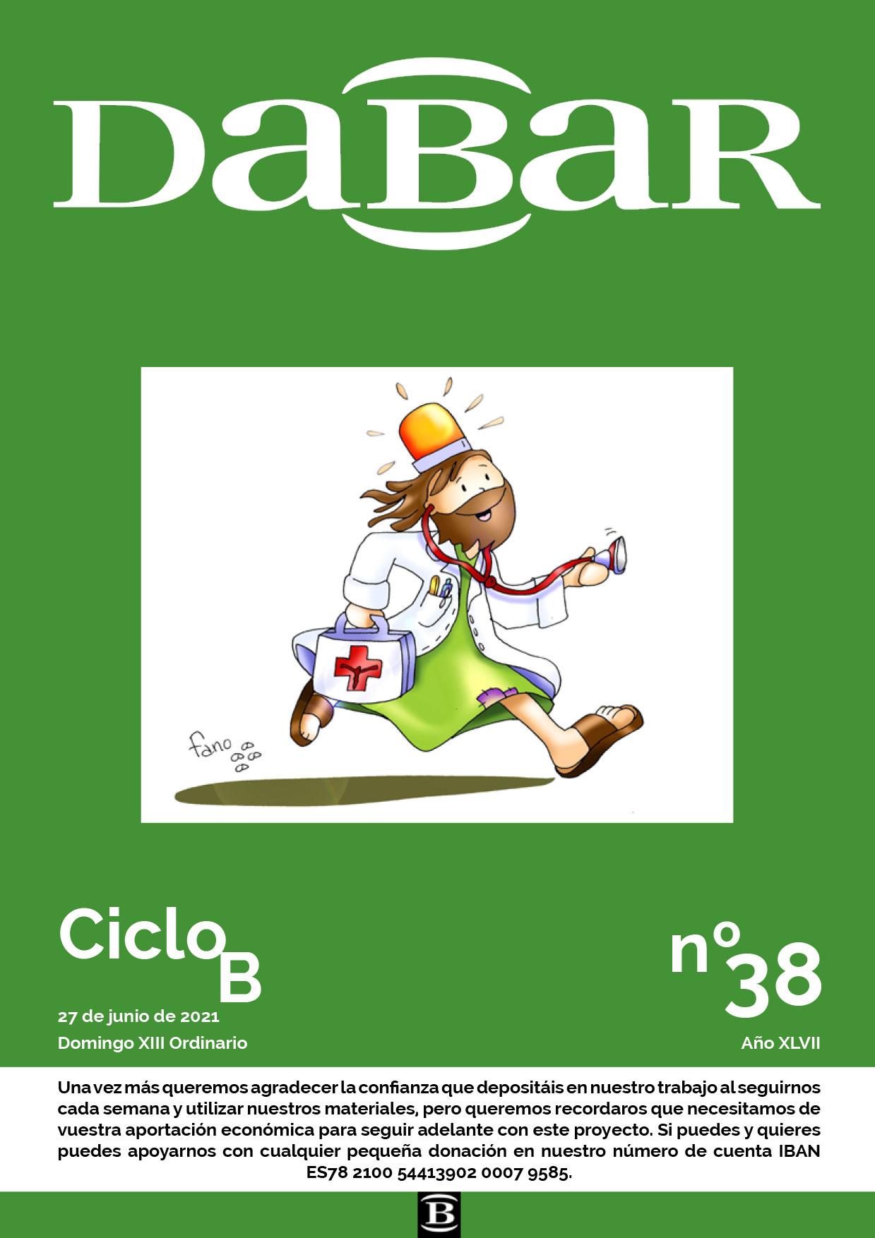 Dabar Revista numero 38 ciclo B