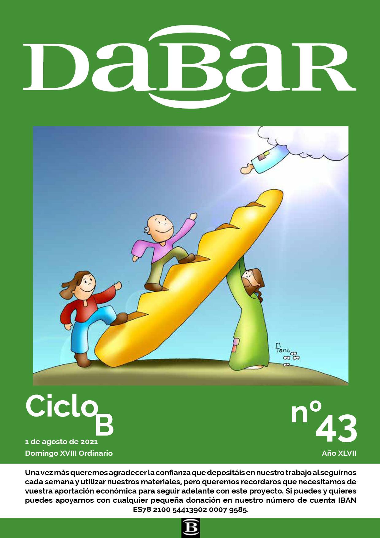 Dabar Revista numero 43 ciclo B