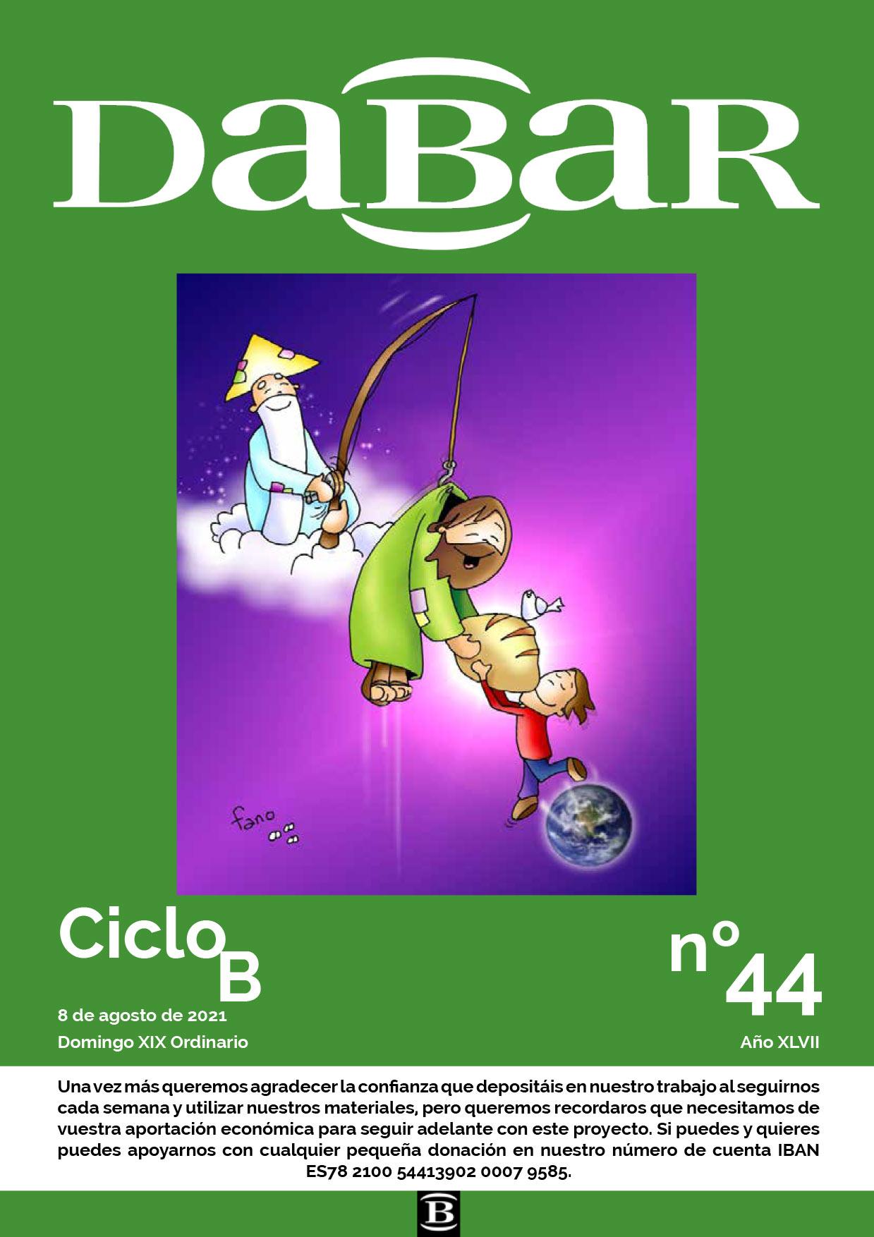 Dabar Revista numero 44 ciclo B