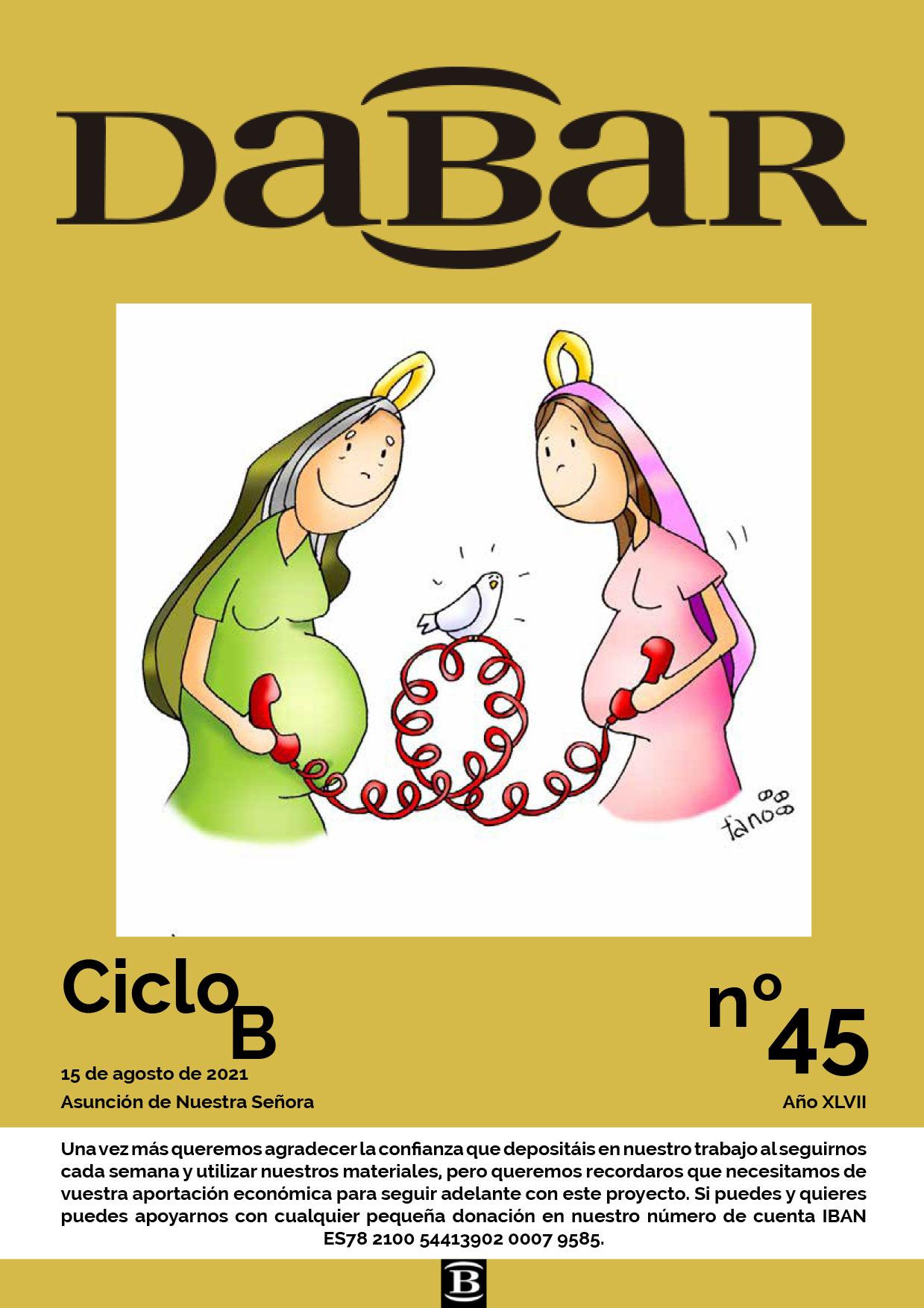 Dabar Revista numero 45 ciclo B