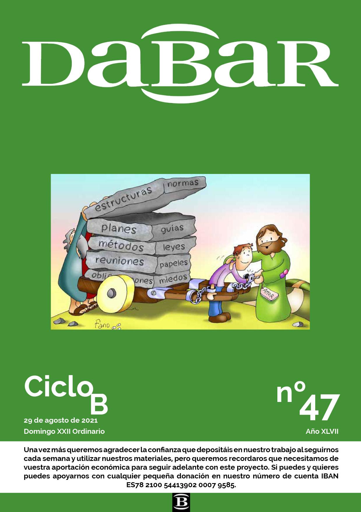 Dabar Revista número 47 ciclo B