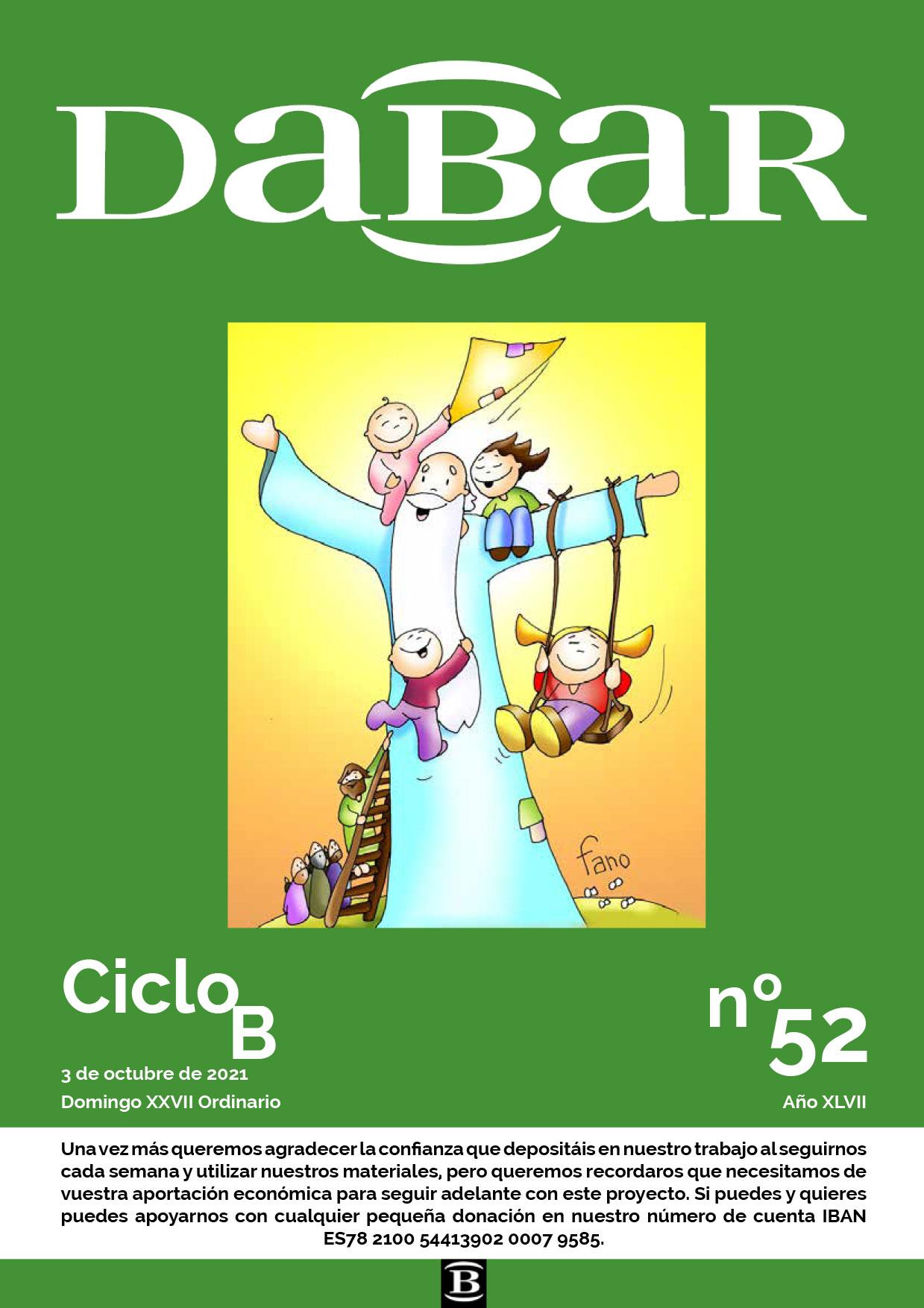 Dabar Revista numero 52 ciclo B