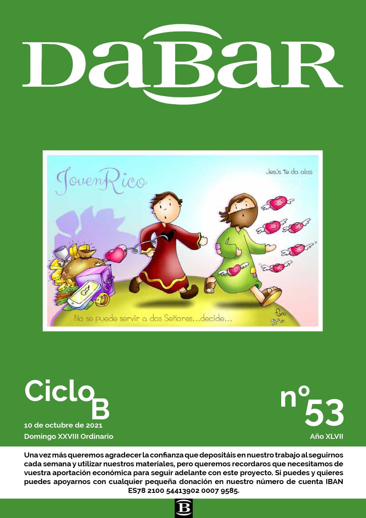 Dabar Revista numero 53 ciclo B