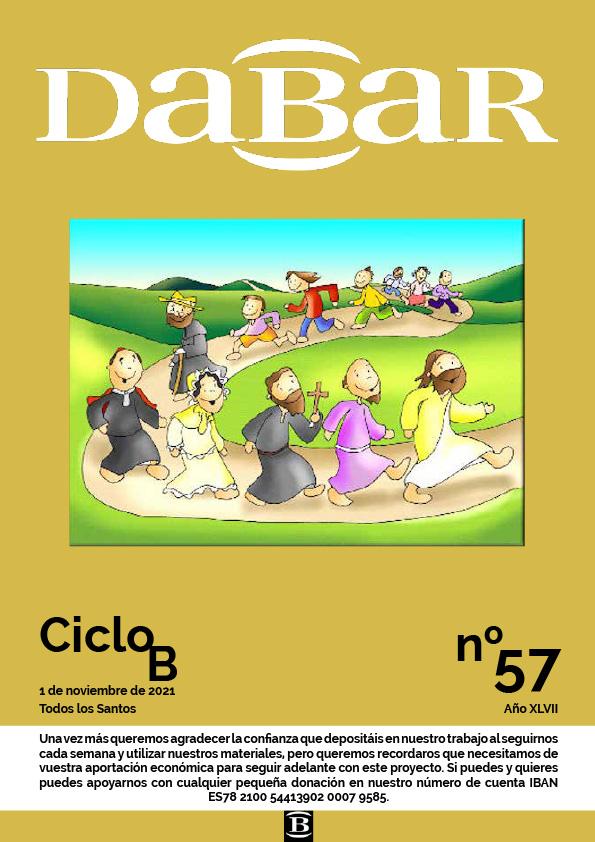 Dabar Revista numero 57 ciclo B