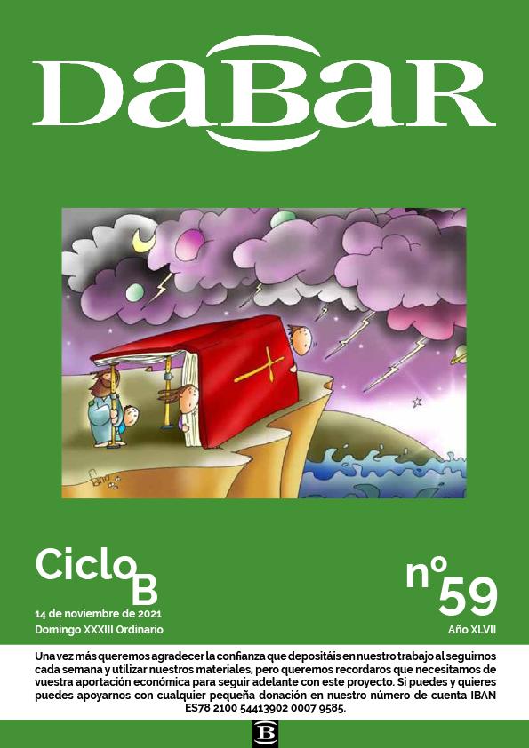Dabar Revista numero 59 ciclo B