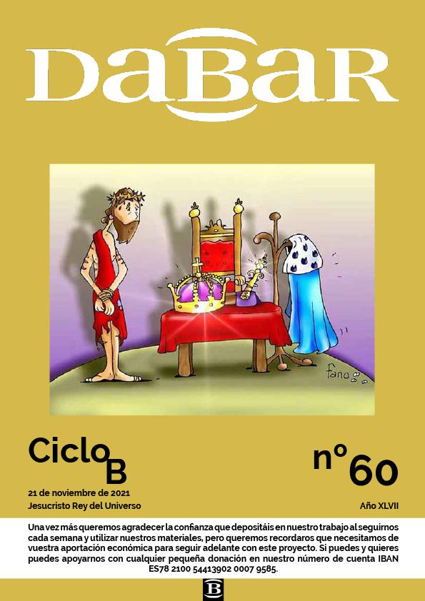 Dabar Revista numero 60 ciclo B